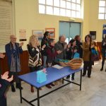 Ανακοίνωση της νικήτριας, Μέρμηγκα-Ζαρκάδα Σαββίνας, 1ο Γυμνάσιο Ορεστιάδας